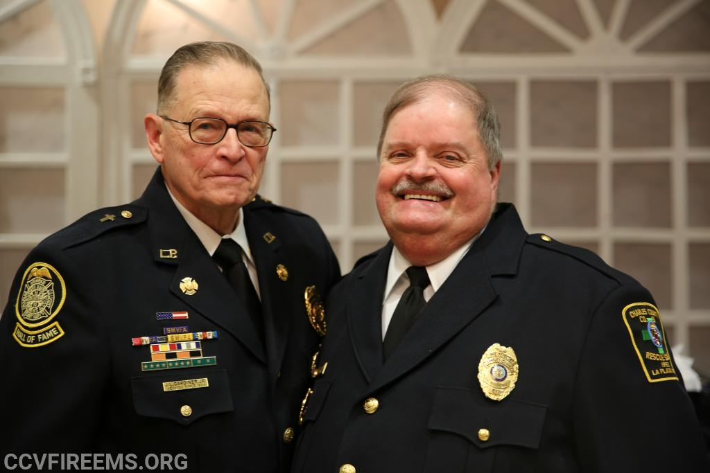 Two distinguished Chaplains