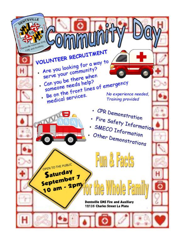 Charles County Volunteer Fire and EMS